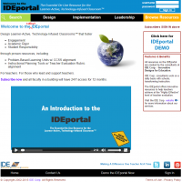 IDEportal Home Page